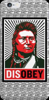Cheif Josephy Disobey by LibertyManiacs