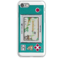 Donkey Kong Jr Game & Watch iPhone Case/Skin