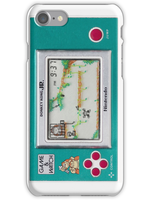 Donkey Kong Jr Game & Watch by G3no