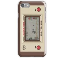 cooker game & watch iPhone Case/Skin