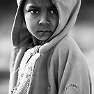 Child portrait by Mark Smart