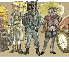 Steampunk by felissimha