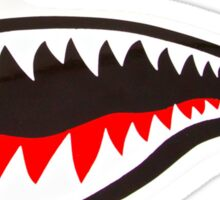 Tiger Shark Sticker