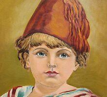 """ALADDIN"" by Ruth Kauffman"