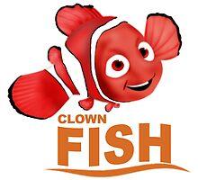 clown fish by Mr305