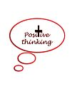 Positive thinking 2 by Lissywitch