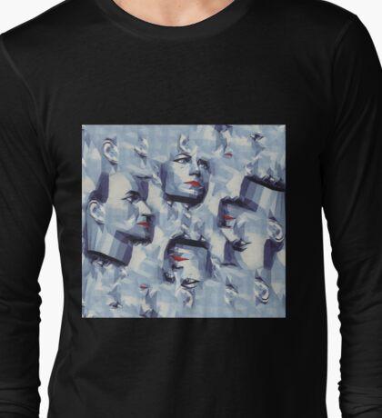 Kraftwerk X Symmetry Long Sleeve T-Shirt