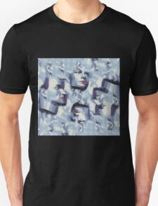 Kraftwerk X Symmetry Unisex T-Shirt