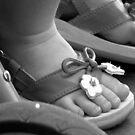 Happy Feet by Greta  McLaughlin