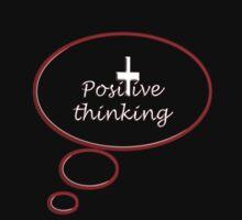 Positive thinking One Piece - Short Sleeve