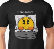 I see ghosts Unisex T-Shirt