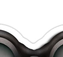 The Goggles Sticker
