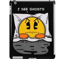 I see ghosts iPad Case/Skin