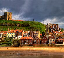 Tate Hill Beach by Tom Gomez