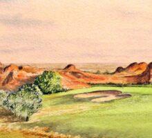 Arrowhead Golf Course Hole 3 Sticker