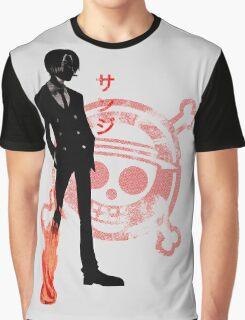 Diable Jambe Graphic T-Shirt