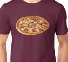 pepperoni pizza Unisex T-Shirt