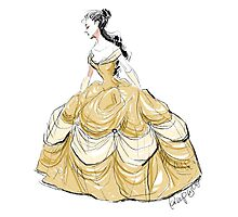 The Belle of the Ball Photographic Print