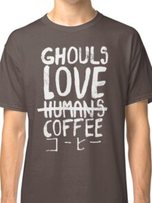 Ghouls love coffee Classic T-Shirt