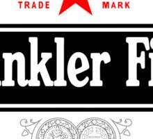 Heineken Sprinkler Fitter Logo Sticker
