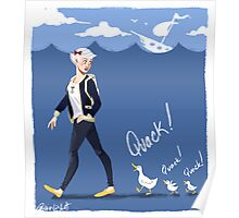 Quack! Quack! Poster