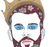 King of Hearts by Vilela Valentin