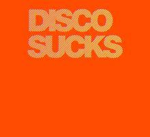 disco sucks Unisex T-Shirt