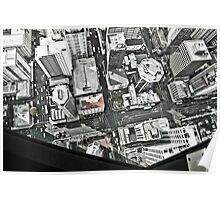 Skytower View Poster