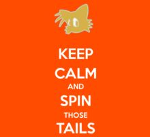 Keep Calm Tails by thethorn