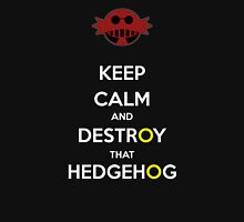 Keep Calm Robotnik Mens V-Neck T-Shirt