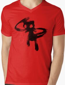Legend Mens V-Neck T-Shirt