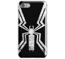 Agent Venom - Logo iPhone Case/Skin