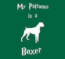 My Patronus is a Boxer (Different Layout) Unisex T-Shirt