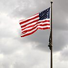 ...our flag was still there... by WalnutHill