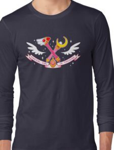 MAGICAL GIRL IN TRAINING Long Sleeve T-Shirt