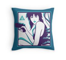 GHOST POP! Throw Pillow