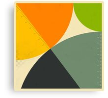 PYTHAGOREAN TRIAD 9 Canvas Print