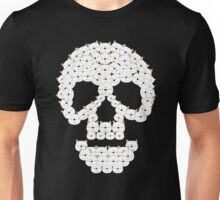 Cats and Skulls  Unisex T-Shirt