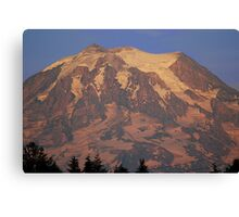 Nearly Naked Rainier Canvas Print