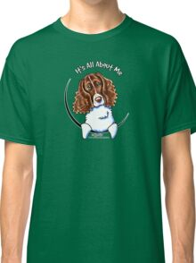 Springer Spaniel :: It's All About Me Classic T-Shirt
