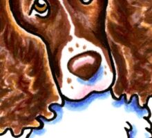 Springer Spaniel :: It's All About Me Sticker