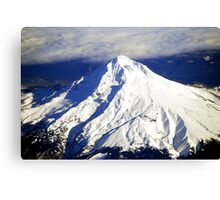 Beautiful Mt. Hood Canvas Print