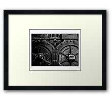 Toronto Distillery District 01 Framed Print
