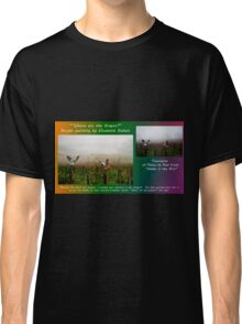 where are the grapes translation card Classic T-Shirt