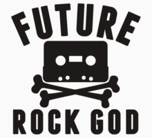 Future Rock God Baby Tee