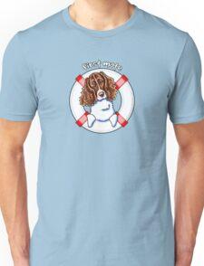 Springer Spaniel :: First Mate Unisex T-Shirt