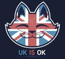 Cheshire POP! - UK IS OK by CheshireGoMad