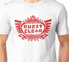 MONSTER HUNTER 4 - QUEST CLEAR Unisex T-Shirt