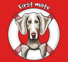 Weimaraner :: First Mate Kids Clothes