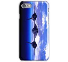 USAF SR71 Blackbird iPhone Case/Skin